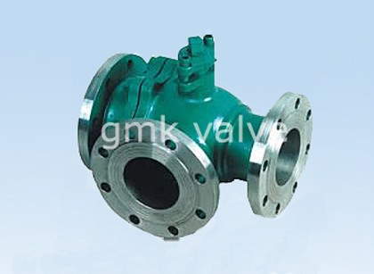 Three Way Valve Ball