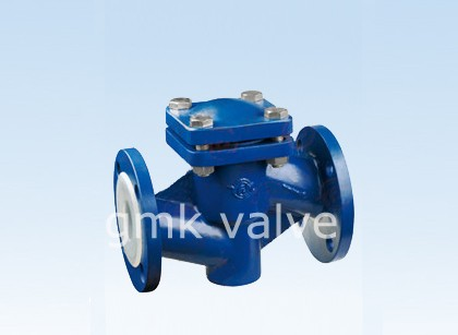 Through-way Life Check Valve