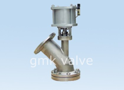18 Years Factory Actuated Globe Valve -