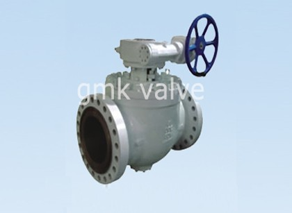 Renewable Design for Flanged Brass Ball Valve -