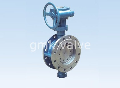 Triple Offset Valve fluture